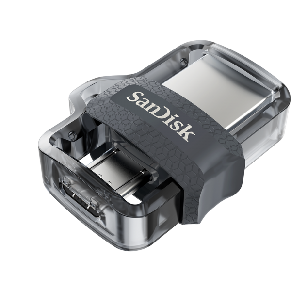 SanDisk 32GB Ultra Dual OTG USB Flash Drive