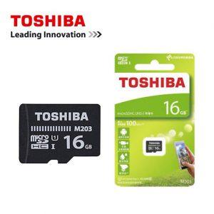 Toshiba 16gb Toshiba Memory Cad With Adapter